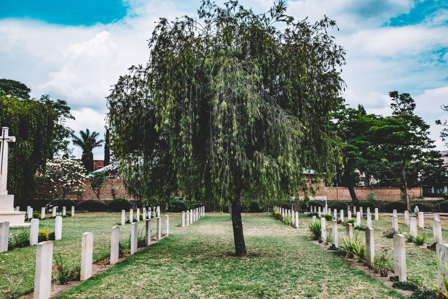 Recommended Burial Grounds