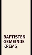 Baptistengemeinde Krems Logo